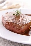 Grilled beef Royalty Free Stock Photos