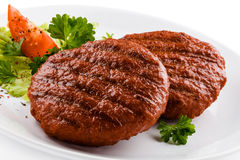 Free Grilled Beef Royalty Free Stock Photography - 29035627