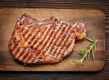 Free Grilled Beef Steak Royalty Free Stock Photo - 62986075