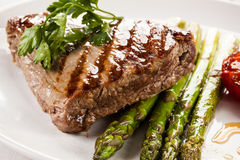 Grilled beef Royalty Free Stock Photography