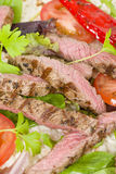 Grilled Beef Wraps Royalty Free Stock Photography