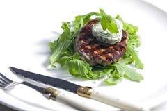 Grilled beefsteak Stock Photo