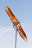Grilled bratwurst Royalty Free Stock Images
