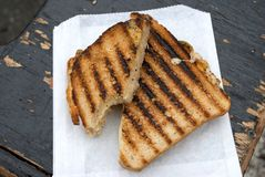 Grilled Cheese Royalty Free Stock Photos