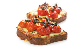 Grilled Cheese and Tomato Stock Images