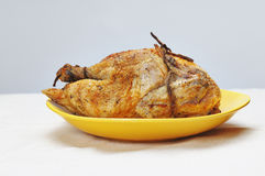 Grilled chicken. Royalty Free Stock Image