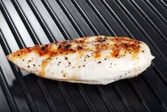 Grilled chicken breast Royalty Free Stock Image
