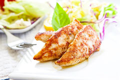Grilled chicken Royalty Free Stock Photo