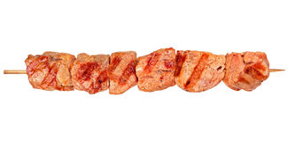 Grilled chicken meat Royalty Free Stock Photography