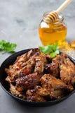 Grilled chicken teriyaki royalty free stock image