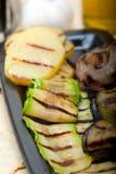 Grilled clasificó verduras Fotografía de archivo