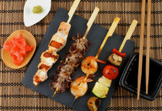 Grilled Delicious Stock Images