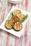 Grilled Eggplant Royalty Free Stock Photos
