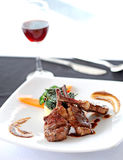 Grilled Foods Royalty Free Stock Images