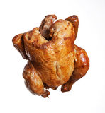 Grilled hen Royalty Free Stock Image