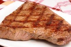 Grilled juicy beef Stock Photos