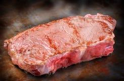 Grilled Kobe Miyazaki beef Royalty Free Stock Photo