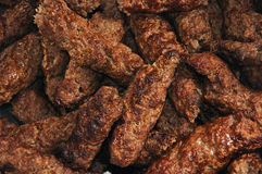 Grilled Kofta Stock Images