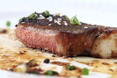 Grilled Lamb Teriyaki Stock Image
