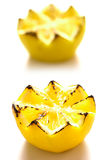 Grilled lemons Royalty Free Stock Photography