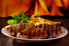 Free Grilled Meat Stock Photography - 26215532