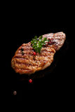 Grilled meat. Royalty Free Stock Photography