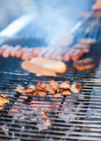 Grilled meat Royalty Free Stock Photography