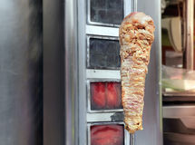 Grilled meat Kebab. Stock Image