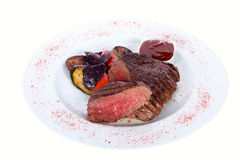 Grilled meat royalty free stock photos