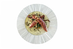 Grilled octopus Royalty Free Stock Image