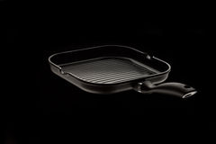 Grilled pan Royalty Free Stock Photos