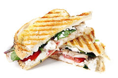 Free Grilled Panini Royalty Free Stock Photos - 4082918