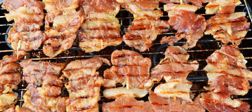 Grilled pork Royalty Free Stock Photo