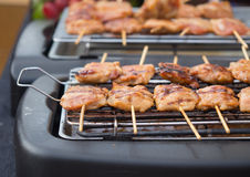 Grilled Pork Royalty Free Stock Image