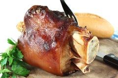 Grilled Pork Hock Royalty Free Stock Image