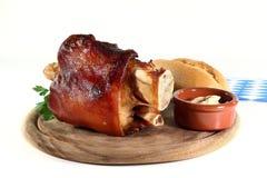 Grilled Pork Hock Stock Image