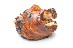 Grilled Pork Knuckle Royalty Free Stock Images