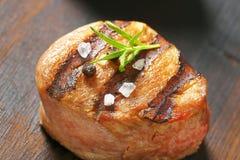 Grilled pork medallion Royalty Free Stock Photo
