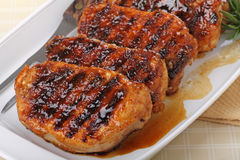 Pork Tenderloins Stock Images