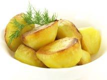 Grilled potatoes, , closeup Stock Photo