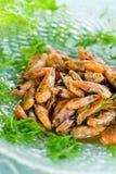 Grilled prawn Royalty Free Stock Image