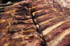 Grilled Ribs Stock Photography