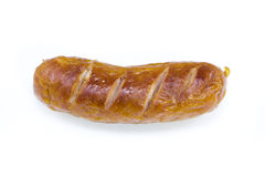 Grilled sausage Stock Image