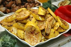 Grilled Squash Stock Images