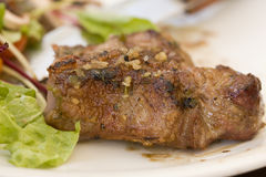 Grilled steak. Tasty luxury grilled steak fresh Stock Photo