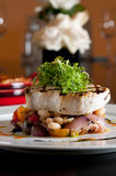 Grilled swordfish Royalty Free Stock Photography