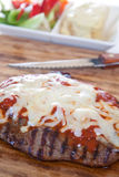 Grilled T bone steak Royalty Free Stock Images