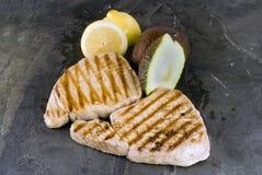 Grilled Tuna Stock Photos