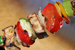 Grilled vegetable royalty free stock image