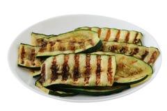 Grilled vegetables Stock Images